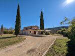 SALERNES, Maison 314 m² 7 pièces, 2 garages, piscine 15/18
