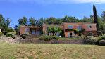 SALERNES, bastide provençale au calme 10 pièces avec piscine sur 1,6 hectare 3/16