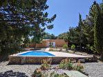 Moissac bellevue, superbe villa avec piscine sur 3830 m2 de terrain clos. 1/13