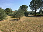 SOUS OFFRE - Saint-Antonin-du-Var - Beau terrain constructible 1/4