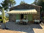 SOUS OFFRE - Carcès, maison  4 pièces de 80 m2, vue imprenable sur le lac. 2/11