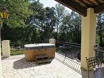 Lorgues, villa avec piscine au calme proche du centre-ville. 7/9
