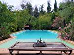 VILLECROZE, maison de ville 142 m², 5 chambres, terrain, piscine et cabanon 9/10