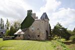 Manche - Proche Saint Lô - Belle Démure, Château Normande Du 15eme. 1/18