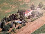 TARN ET GARONNE. Pres Castelsagrat - Grand Maison De Campagne Avec Piscine Et 3 Hectares 18/18