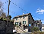 Correze. Ville De Corrèze. Maison En Pierre Avec 5 Chambres, Grand Garage Double, Jardin Et Une Belle Vue. 1/18