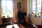 Correze. Ville De Corrèze. Maison En Pierre Avec 5 Chambres, Grand Garage Double, Jardin Et Une Belle Vue. 10/18