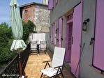 TARN ET GARONNE.  Montaigu De Quercy. Maison De Maitre Avec 4 Chambres Au Coeur Du Village 12/18