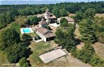 Lot - Sud De Cahors - Grande Propriété Quercynoise Restaurée + 2 Gîtes Et Piscine. Réf.: Sr-8156 1/18
