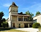 Lot - Sud De Cahors - Grande Propriété Quercynoise Restaurée + 2 Gîtes Et Piscine. Réf.: Sr-8156 3/18