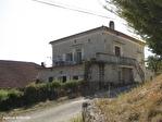 LOT - PROCHE MONTCUQ- Maison En Pierre Avec 3 Chambres, Grange Et 1.69 Hectare, Belles Vues 1/18