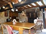 Ille-et-vilaine - Saint Ouen des Alleux - 1 Maison, 1 Gite, Studio Et Une Grange à rénover 7/17