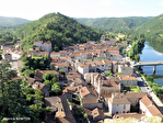 LOT,  Ville De Luzech- Une Maison De Village Récemment Rénovée Avec 2 Chambres 18/18