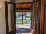 Correze. Madranges. Très Joli Chalet En Bois Avec 2 Chambres Et Un Autre Bâtiment En Bois Situé Dans De Magnifiques Jardins De 7 295 M2. 3/18