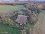 Lot Et Garonne - Montignac De Lauzun - Projet De Rénovation En Pierre Avec Du Terrain 2/11