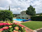 Lot et Garonne - Proche Miramont -Stone house with 6 bedrooms, pool , barn , 3 hectares 4/18