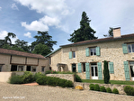 Lot et Garonne - Proche Miramont -Stone house with 6 bedrooms, pool , barn , 3 hectares 6/18