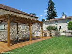 Lot et Garonne - Proche Miramont -Stone house with 6 bedrooms, pool , barn , 3 hectares 7/18
