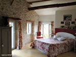 Lot et Garonne - Proche Miramont -Stone house with 6 bedrooms, pool , barn , 3 hectares 16/18