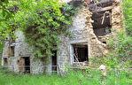 Creuse.  Montboucher.  2 grandes ruines en pierre plus un petit  maison pour une restauration complète sur un terrain de 957m2. 1/5