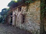 Creuse.  Montboucher.  2 grandes ruines en pierre plus un petit  maison pour une restauration complète sur un terrain de 957m2. 2/5