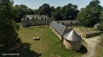 ILLE ET VILLAINE. Proche RENNES. Château avec dépendances, douves et 4,5 hectares 1/18