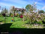 Orne - Dompierre - Jolie maison de village de caractère en pierre de 2 chambres avec garage et jardin 15/17
