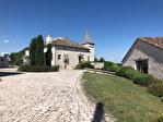 QUERCY - Près de Lauzerte - Ravissante Chateau  avec 5,85 hectares, piscine et dependants rénove 3/18