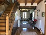 QUERCY - Près de Lauzerte - Ravissante Chateau  avec 5,85 hectares, piscine et dependants rénove 5/18
