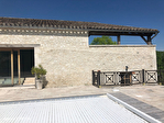 QUERCY - Près de Lauzerte - Ravissante Chateau  avec 5,85 hectares, piscine et dependants rénove 15/18