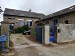 Finistère, Région Quimperlé, ancienne école rénovée avec dépendances. 11/18