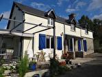 Manche - Le Mesnil Gilbert - Belle maison de 4 chambres et gîte de 3 chambres dans un beau jardin avec vue panoramique 2/18