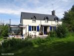 Manche - Le Mesnil Gilbert - Belle maison de 4 chambres et gîte de 3 chambres dans un beau jardin avec vue panoramique 3/18