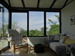 Manche - Le Mesnil Gilbert - Belle maison de 4 chambres et gîte de 3 chambres dans un beau jardin avec vue panoramique 8/18