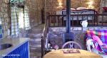 Lot, proche de  Puy l'Évêque,  Une jolie maison de village de 3 chambres, une grange attenante et un Gite séparé de 1 lit. 15/18