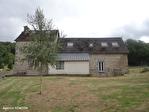 Manche - Sourdeval - Jolie maison en pierre avec studio et jardins avec vue sur la campagne 3/16