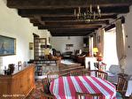 QUERCY - BOURG DE VISA - Manoir en pierre avec 5 chambres, piscine, grange et parc jardins de 1.15 hectares 9/18