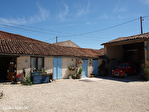 Charente Maritime.Saleignes. Maison T5 à vendre à SALEIGNES 2/18