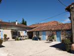Charente Maritime.Saleignes. Maison T5 à vendre à SALEIGNES 14/18