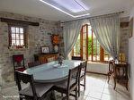 CORREZE. Village of Correze.  Stunning stone house with 5 bedrooms, garage and balcony. 6/18