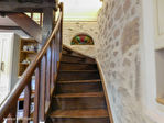 CORREZE. Village of Correze.  Stunning stone house with 5 bedrooms, garage and balcony. 10/18