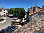 LOT - MONTCUQ - Maison au village en pierre avec 4 chambres centre ville 4/5