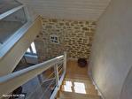 Correze. Treignac.  Superbe maison en pierre avec 4 chambres, garage et jardins de 1140m2. 10/18