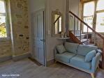 Correze. Treignac.  Superbe maison en pierre avec 4 chambres, garage et jardins de 1140m2. 12/18