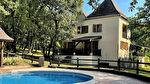 LOT. MONTGESTY.  Maison traditionelle ,avec piscine et jardin arboré=156m2 habitable 1/18