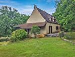 LOT. MONTGESTY.  Maison traditionelle ,avec piscine et jardin arboré=156m2 habitable 16/18
