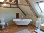 COTES D'ARMOR - Proche Mur de Bretagne - Deux maisons, 4 chambres et 2 chambres et piscine chauffée 9/18