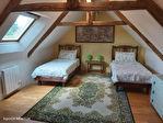 COTES D'ARMOR - Proche Mur de Bretagne - Deux maisons, 4 chambres et 2 chambres et piscine chauffée 10/18