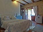 LOT.  Cavagnac.  Magnifique maison en pierre avec 3 chambres, 3 gites spacieux en pierre, grange et piscine. 13/18
