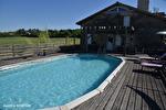 Lot et Garonne. Prés Miramont de Guyenne. Maison avec 3 chambres, piscine, potential gîte 4/18